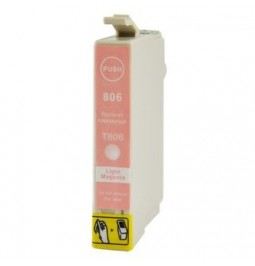 Cartucho de tinta compatible para Epson T0806