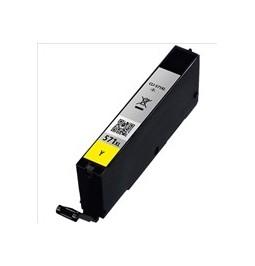 Cartutx de tinta compatible per a Canon CLI-571Y