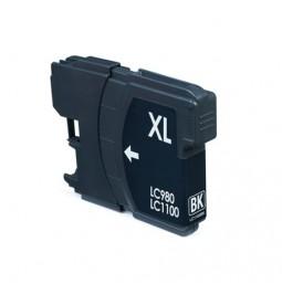 Cartutx de tinta compatible per a Brother LC-980/LC-1100BK