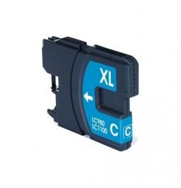 Cartutx de tinta compatible per a Brother LC-980/LC-1100C