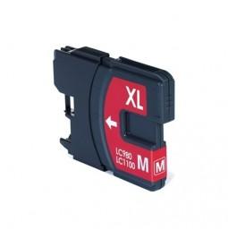 Cartutx de tinta compatible per a Brother LC-980/LC-1100M