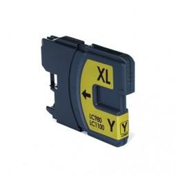 Cartutx de tinta compatible per a Brother LC-980/LC-1100Y