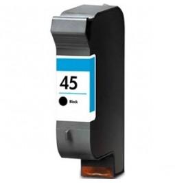 Cartucho de tinta compatible para HP 51645AE (HP 45)