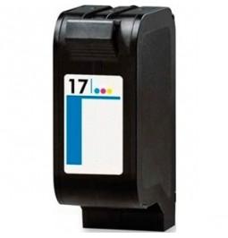 Cartucho de tinta compatible para HP C6625AE (HP 17)