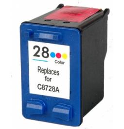 Cartucho de tinta compatible para HP C8728AE (HP 28)