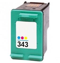 Cartucho de tinta compatible para HP C8766EE (HP 343)
