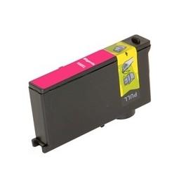 Cartucho de tinta compatible para Lexmark 100XL Magenta