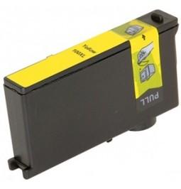 Cartucho de tinta compatible para Lexmark 100XL Amarillo