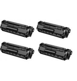 Pack de 4 toners compatibles para HP CF279A