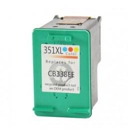 Cartucho de tinta compatible para HP CB338EE (HP 351XL)
