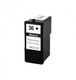 Cartucho de tinta compatible para Lexmark 36XL