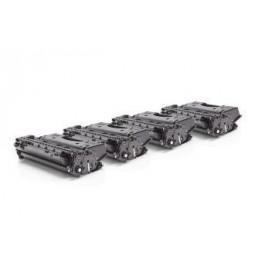 Pack de 4 Tóners compatible para HP CF280X