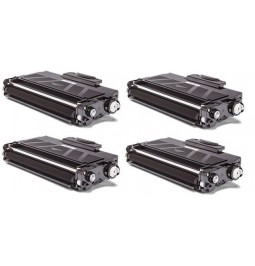 Pack de 4 Tòners compatibles per a Brother TN-2220
