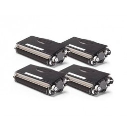 Pack de 4 tóners compatibles para Brother TN-3280