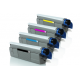 Pack de 4 tóners compatibles para OKI C5850/5950