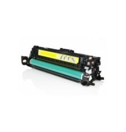 Tóner compatible para Canon CRG-723Y