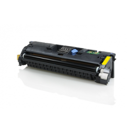 Tóner compatible para Canon CRG-701Y