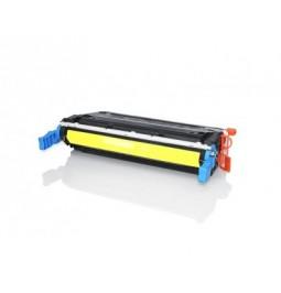Tóner compatible para HP C9722A Amarillo (641A)