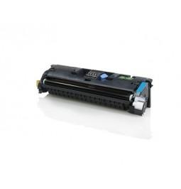 Tóner compatible para HP Q3961A/C9701A Cian (122A)