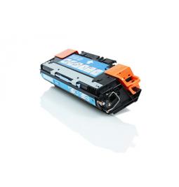 Tóner compatible para HP Q2681A Cian (311A)