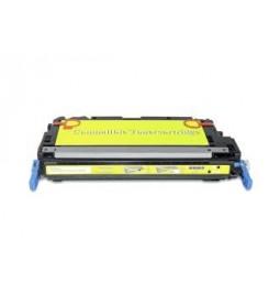 Tóner compatible para HP Q7582A Amarillo (503A)