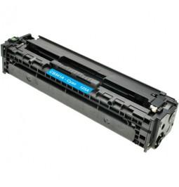Tóner compatible para HP CB541A Cian (125A)