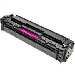Tóner compatible para HP CB543A Magenta (125A)