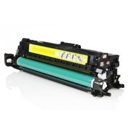 Tóner compatible para HP CE252A Amarillo (504X)