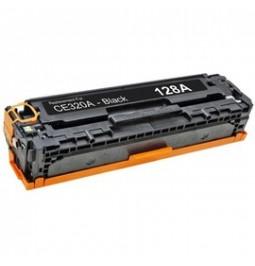 Tóner compatible para HP CE320A Negro (128A)