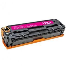 Tóner compatible para HP CE323A Magenta (128A)