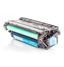 Tóner compatible para HP CE261A Cian (648A)