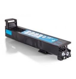 Tóner compatible para HP CB381A Cian (824A)
