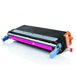Tóner compatible para HP C9733A Magenta (645A)
