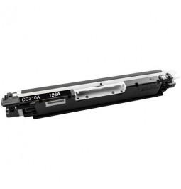 Tóner compatible para HP CE310A Negro (126A)