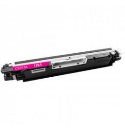 Tóner compatible para HP CE313A Magenta (126A)