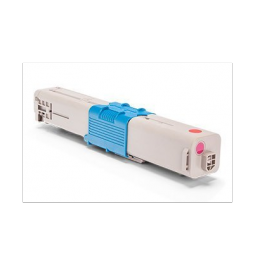 Tóner compatible para OKI C332/MC363 Magenta