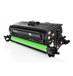 Tóner compatible para HP CE400X Negro (507X)