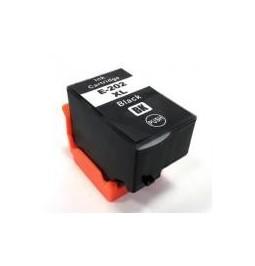 Cartucho de tinta compatible para Epson 202XL Negro