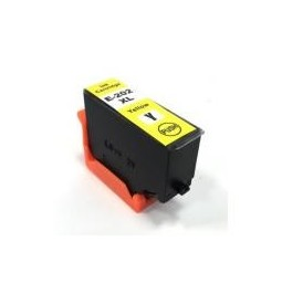Cartucho de tinta compatible para Epson 202XL Amarillo