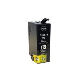 Cartucho de tinta compatible para Epson 34XL Negro