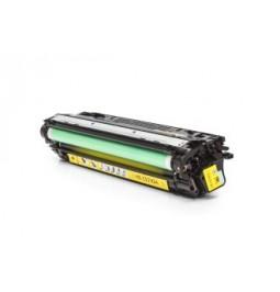 Tóner compatible para HP CE742A Amarillo (307A)