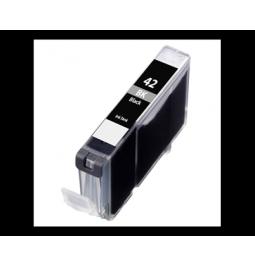 Cartucho de tinta compatible para Canon CLI42BK