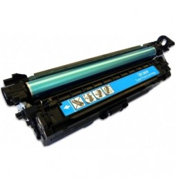 Tóner compatible para HP CE271A Cian (650A)