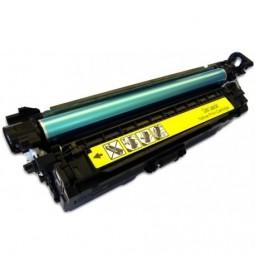 Tóner compatible para HP CE272A Amarillo (650A)