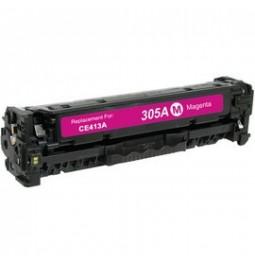 Tóner compatible para HP CE413A Magenta (305A)