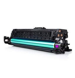Tóner compatible para HP CF033A Magenta (646A)