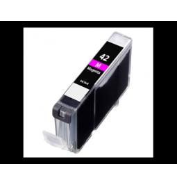 Cartucho de tinta compatible para Canon CLI42M