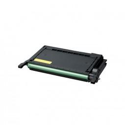 Tóner compatible para Samsung CLP-Y600A