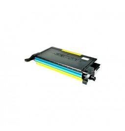 Tóner compatible para Samsung CLP-Y660B