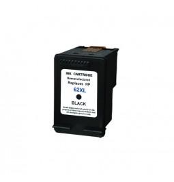 Cartucho de tinta compatible para HP 62XL Negro
